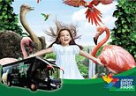 Bird Park With 2-Way Safari Gate City Transfer