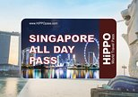 The Singapore All Day Pass 2 or 3-days including Universal Studios