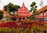 Combo of Historical Melaka and Batu Caves Tour with Local Peranakan Lunch in Melaka and visiting Clock Tower - The Stadthuys - Porta de Santiago