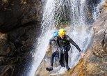 Canyoning Fisgas de Ermelo Natural Park