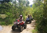 ATV, Kayaking & Swimming in Hidden Freshwater Lagoon, Unseen Krabi Half Day Trip