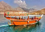Musandam Dibba Cruise with Buffet Lunch pick up from Dubai
