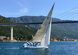 Sail, swim and snorkel on a sail yacht in Dubrovnik - active sailing experience