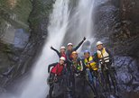 Yi-Hsin creek canyoning in northern Taiwan