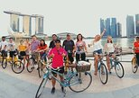 Bicycle adventure through Civic District, Gardens and National Stadium