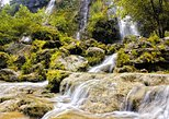 Private Full Day Sri Gethuk Waterfall and Pindul Cave Oyyo River Tubing Tour From Yogyakarta