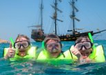 Pirate Ship Breakfast and Snorkel Cruise in Los Cabos