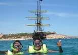Mexico - Baja California Sur: Pirate Ship Snorkel and Lunch Cruise in Los Cabos