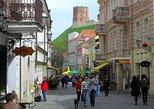 Vilnius Walking Tour Old Town and Uzupis in English or Norwegian