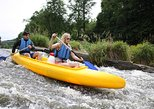 Canoeing on the river BEROUNKA