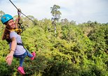 5-hour Angkor Wat Park Zip Line Adventure from Siem Reap