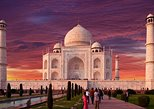 Agra Overnight and Taj Mahal Sunrise Trip From Delhi by Car