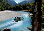 Half-Day Mount Aspiring National Park Jet Boat and Wilderness Walk from Wanaka