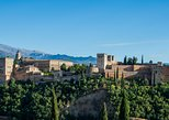 Full-day Skip-the-line Granada, Alhambra Palace and Albaicin tour from Seville