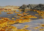 Explore Danakil Depression and Volcano