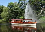 Riga by Canal Boat Sightseeing Cruise