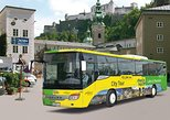 Hop-On Hop-Off City Tour Salzburg