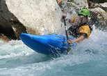 Beginners & intermediate Kayak courses on Soca river