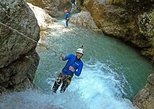 Exciting half-day Canyoning adventure in Soca valley
