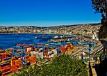 Private Tour of Valparaiso, Viña del Mar, and Santiago