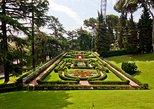 Vatican Gardens and Vatican Museums Tour