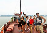 Halong Bay Small-Group Adventure Tour, Including Cruise from Hanoi