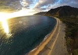 Helicopter Tour on Oahu: North Shore Sunset Spectacular