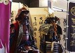 Guided Tour + Samurai & Ninja Experience + Samurai Show