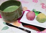 Japanese tea ceremony in Kyoto (casual clothes)