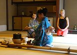 Kyoto Wakwak-kan Japanese Tea Ceremony with a Tea Master