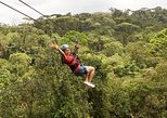 6 in 1 Tour: Rainforest Adventures Costa Rica