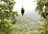 Canopy Zipline Eco-Adventure Tour from San Jose