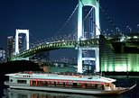 Tokyo Night Yakatabune Crusing -Odaiba and Tokyo Sky Tree- on Holiday
