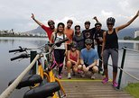 Carioca Sunset Bike Tour Including Beaches Lagoon and Botanical Garden Visit
