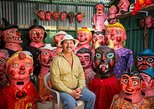 Central America - Costa Rica: San Jose: Pura Vida Experience Tour: Tapas, Traditional Masks and Escazu Visit