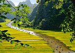 Hoa Lu - Tam Coc in a day with sampan boat trip and bicycle ride