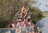 Miami Super Saver: Everglades Airboat Adventure and Miami City Tour