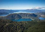 15-Minute Crater Lakes Flight by Floatplane from Rotorua