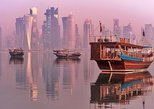 2-Hour Doha Corniche Walk and Dhow Cruise