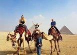 Day Tour to Giza Pyramids,Sphinx , Sakkara & Dahshur Pyramids