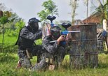 Half-day: Bali Paintball included Transport and lunch