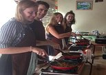 Balinese cooking class (Visit Monkey Forest Ubud and Elephant Cave Temple Tour) With Dinner