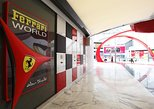 Visit Ferrari World Abu Dhabi From Dubai Included Transfer and Tickets