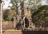 Private Angkor Thom Half Day tour from Siem Reap by army Jeep