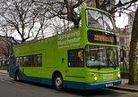 Sightseeing Birmingham open top bus tour