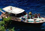 Capri Boat Experience Daily Tour with Limoncello Tasting From Capri