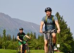 Biking Turnagain Arm and lunch at Alyeska Tram tour
