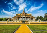 Full-Day Phnom Penh City Tour with S21 and Killing Field and the Royal Palace