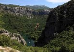 Cetina River Zipline Experience from Split