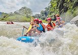 Whitewater Rafting Class III on the Chiriqui Viejo River, Panama